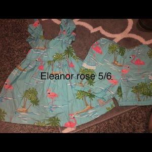 Eleanor rose size 5/6